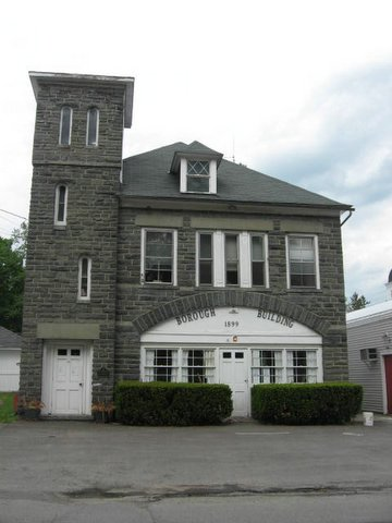 Milford Borough Hall